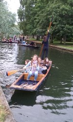 Punting masters / 2015