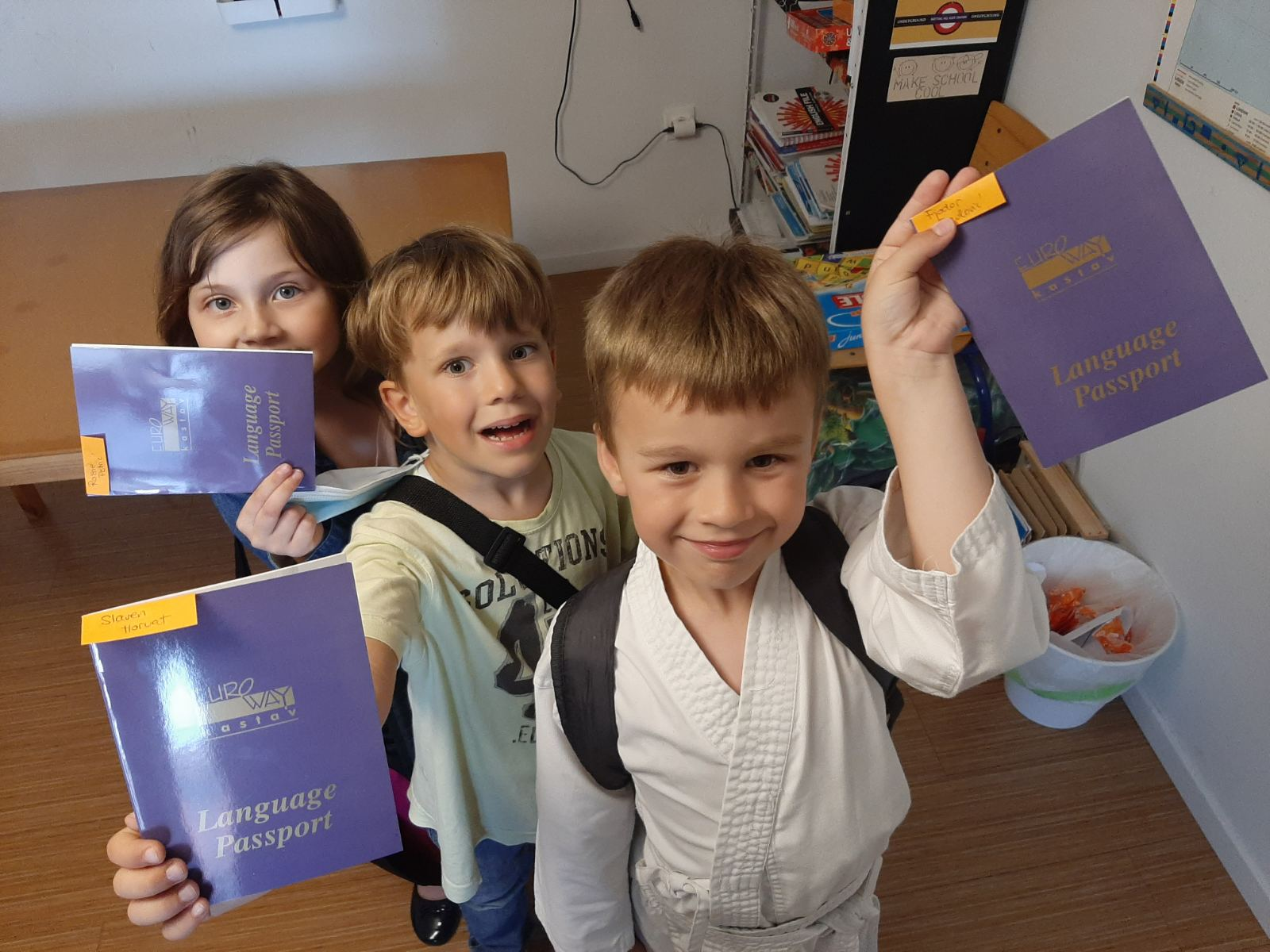 GOODBYE SCHOOL YEAR 2020/2021