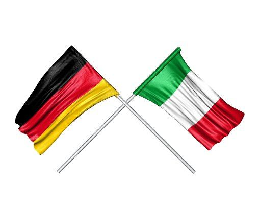 ODRASLI I MALI  Talijani i Nijemci i ODRASLI Englezi