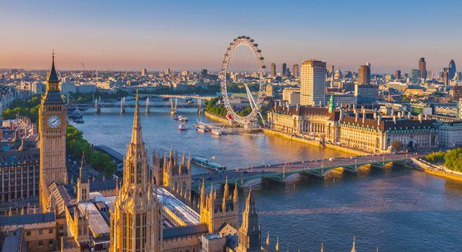 EUROWAY LONDON SCHOOL TRIP