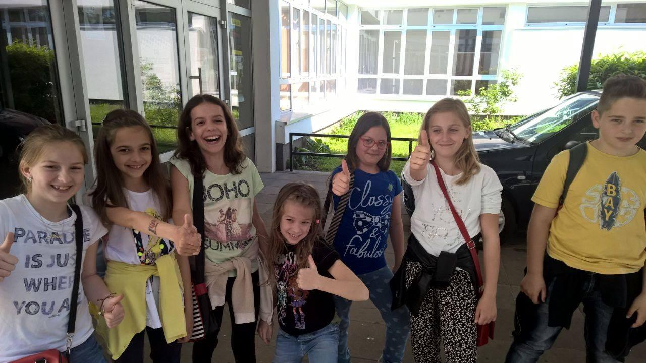 CAMBRIDGE ISPITI - YOUNG LEARNERS