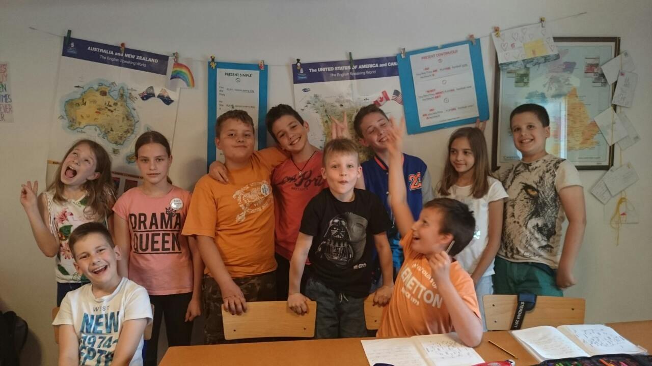 GOODBYE SCHOOL YEAR 2016/17